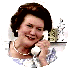 Hyacinth Bucket, SCAD Director of Public Relations