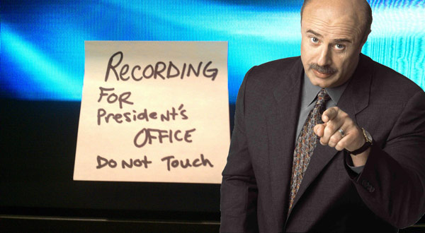 What to do when People Say False Things: Tips for Life from Dear Leader and Dr.Phil