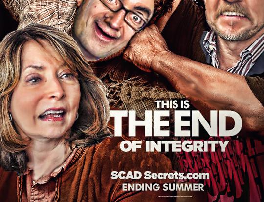 IRS vs. SCAD: Apocalyptic Lunacy!