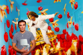 SCAD to give David LaChapelle another toilet award!